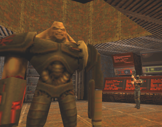 Full version for Linux with Yamagi Quake 2 engine included