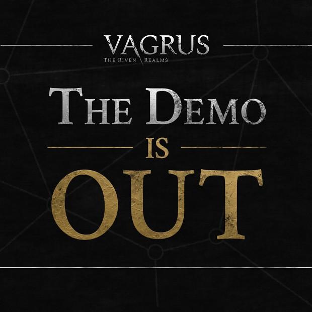 Vagrus Demo Win v0.1.8
