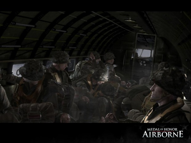 Medal of honor airborne weapons