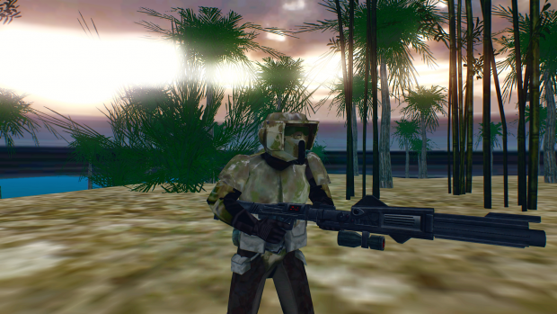 Kashyyyk: Beach Assault