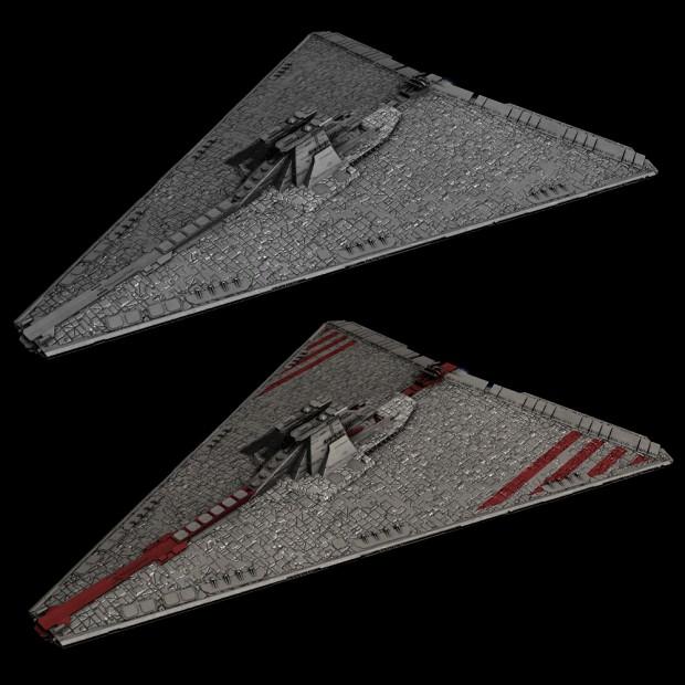 Secutor Star Destroyer Freerelease