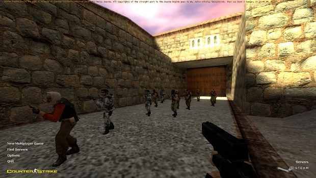 Counter-Strike: Condition Zero: TRS Beta: Source - Release 1.1
