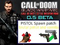 Call Of Doom BW Vainilla and brutal Patch Pistol