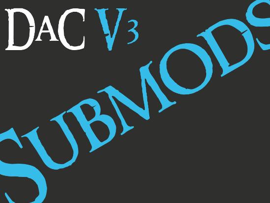 [Obsolete] Divide & Conquer: V3 - Submods