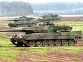Leopard Tanks Engine Sound