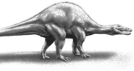 Spinosaurus Model Fix