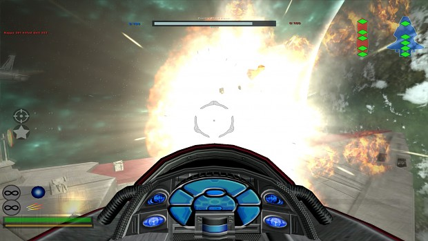 MDP toaster Cockpits for SWBF2