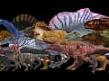 Ceratosaurus and Pachycephalosaurus + Torosaurus Fsms!!!!