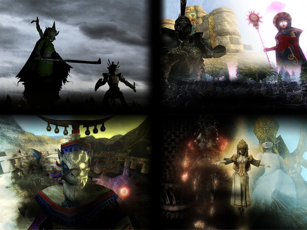 Hyrule:TW: All Versions Cinematic Ancient Pack 1