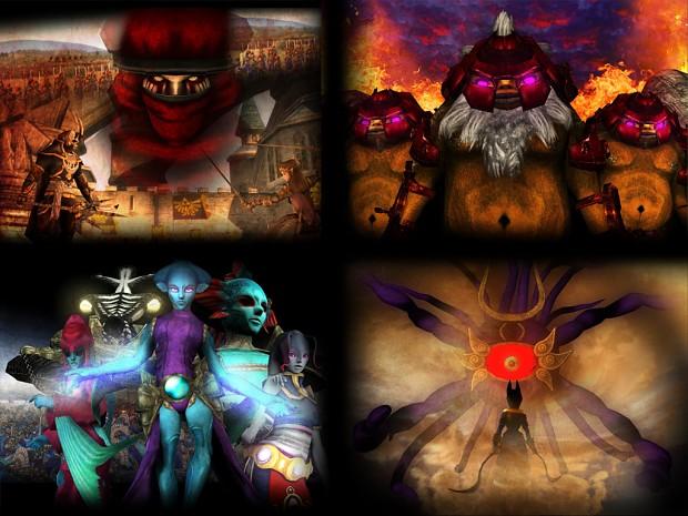 Hyrule:TW: All Versions Cinematic Pack 3: Gerudo Wars
