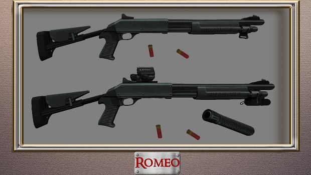 Benelli M1014 WAR-custom - Outlaw