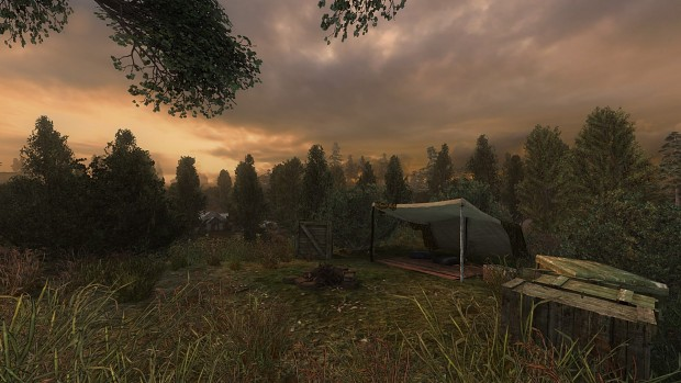 S.T.A.L.K.E.R. Anomaly 1.5 [BETA 2.4] Graphical Overhaul