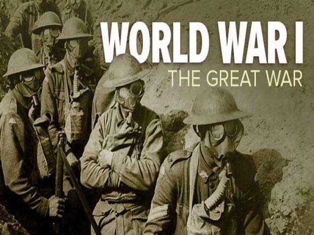 The Great War Mod: 0.1