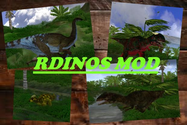 Random Dinos v0.1