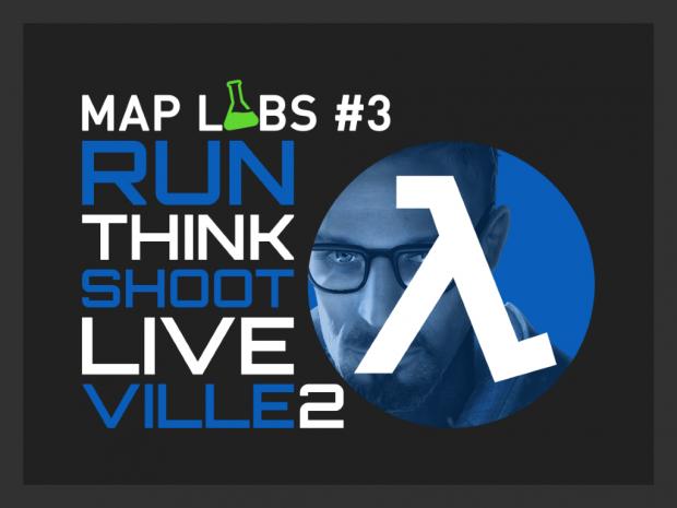 Map Lab #3 - RunThinkShootLiveVille 2