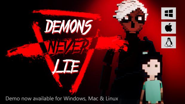Demons Never Lie  demo for Mac