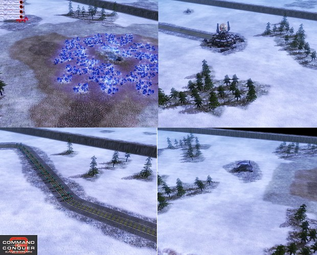 Snowy Tower Defence V1.07 Edited by kkmanman4