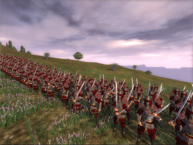 Balchoth Clan submod