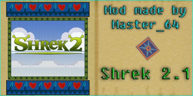 Shrek 2.1 [v1.1] [Appreciation Version]