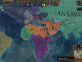 World War 2020 - October 2059 scenario
