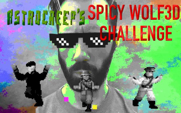 AstroCreep's Spicy Wolf3D Challenge