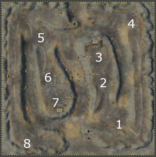 Agamar Quarry Custom Map