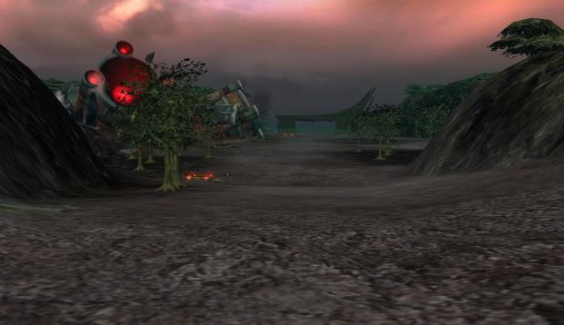 Baramine Jungle