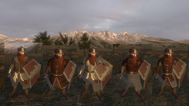 Overhaul to TLD Overhaul Dwarves (OTOD)