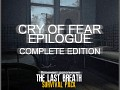 Cry of Fear: Epilogue - Complete Edition[ENG]