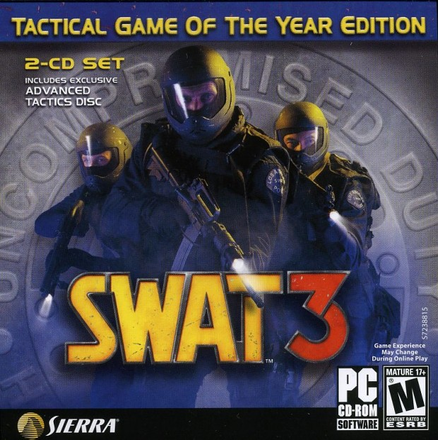 Sierra's Swat 3 TGOTY Mod #6 Weapons Pack