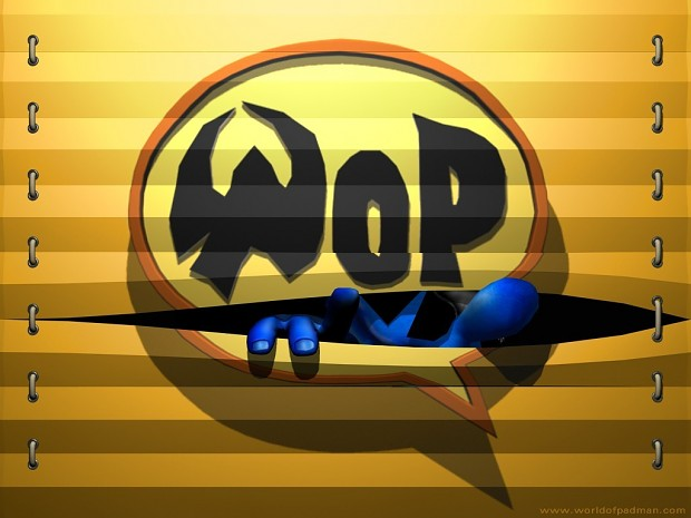 WoP PadMod Wallpapers by DoomDragon