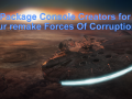 Package Console Creators for our remake Forces of Corruption 1.0