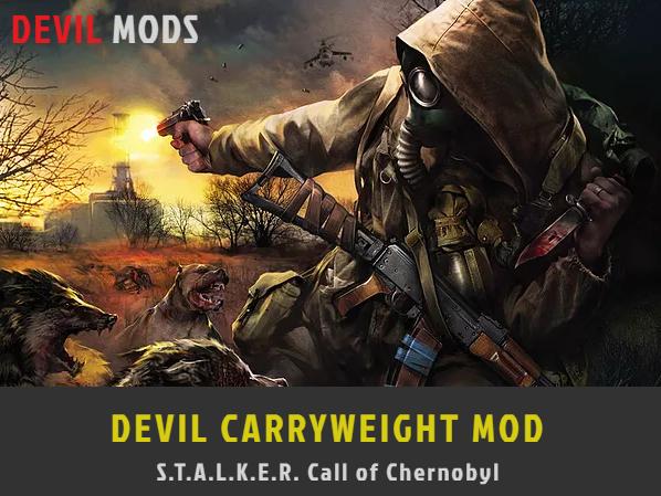 Devil Carryweight ModV2
