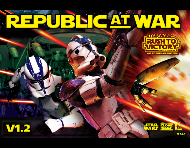 Republic at War v1.2.1 [Minimal | NO INSTALLER]