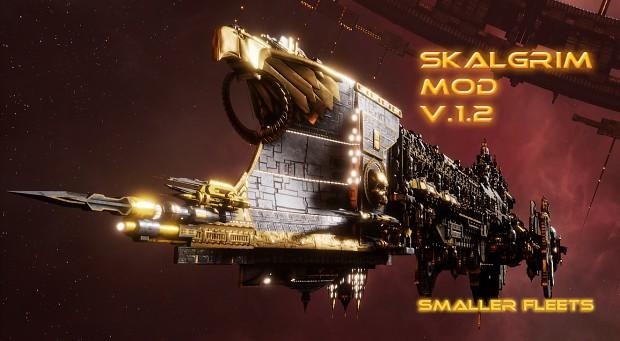Skalgrim Mod v1.2   Small Fleets version