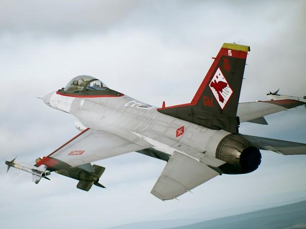 F-16C - Historic Windhover