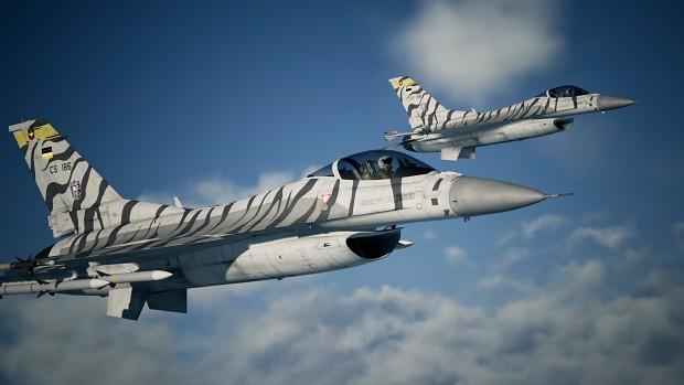 F-16C -Silber- 1.1