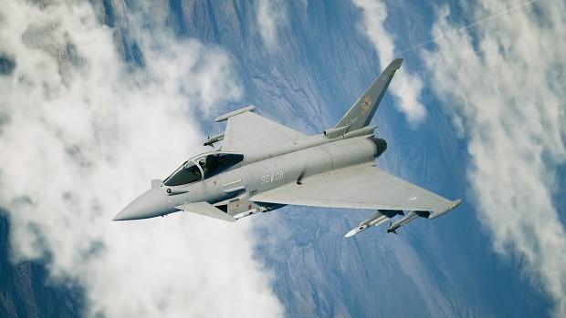 """Eurofighter Typhoon """"Omega"""""""