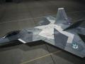 F-22A Splinter (Blank)