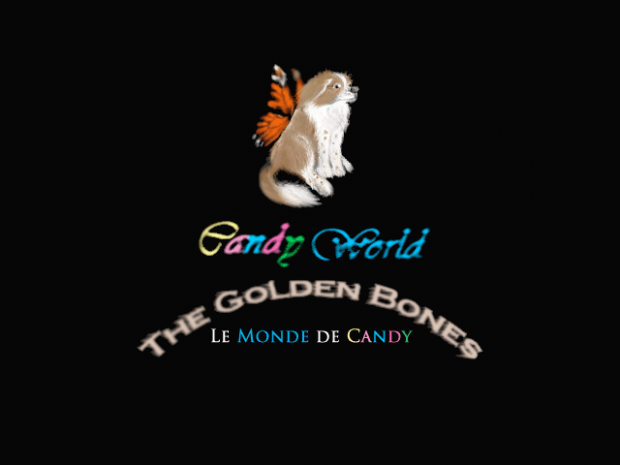 Candy World II: The Golden Bones v18.57