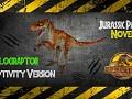 Jurassic Park Novel Velociraptor