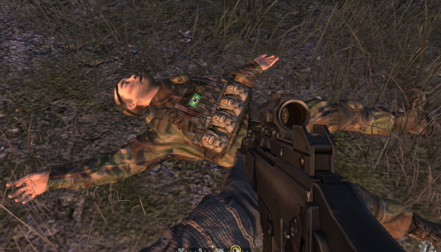 Brazilian army mod cod 4 (Mod do EB cod 4)