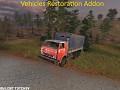 Vehicles Restoration Addon