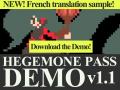 Hegemone Pass - Demo v1.1 (Linux)