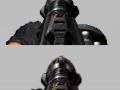 4x Neural Upscale for weapons (Brutal Doom v21)