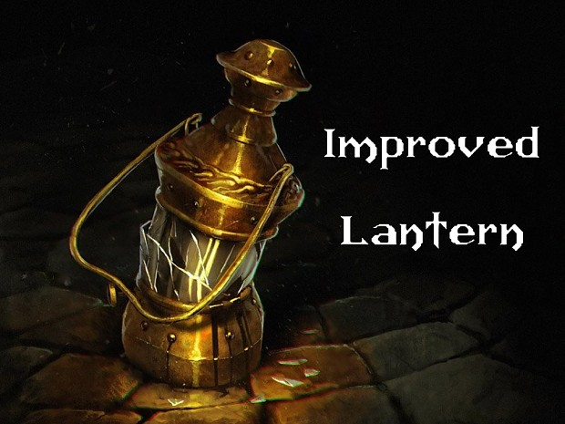 Improved Lantern - Original Hand