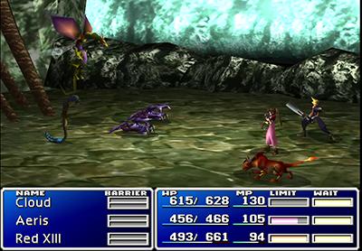 Remako HD Graphics Mod v1.0 - Battle Textures (battle)