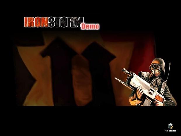 Iron Storm PC Demo (JP)