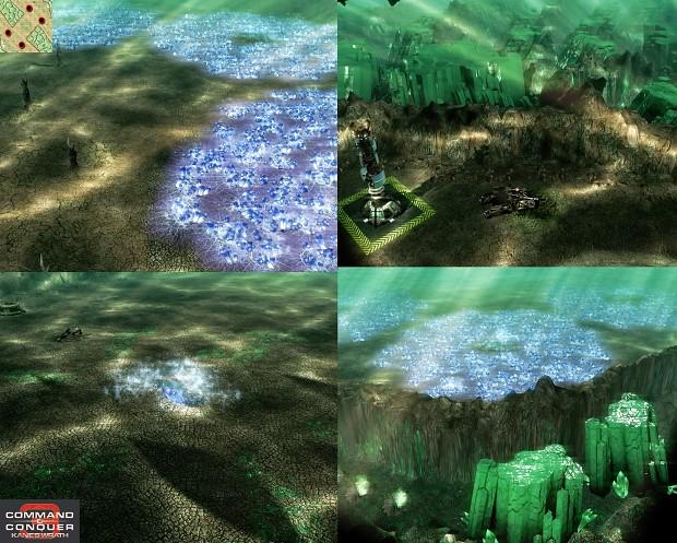 Redzone Focal Point Remake Unlimited Blue V2 by kkmanman4