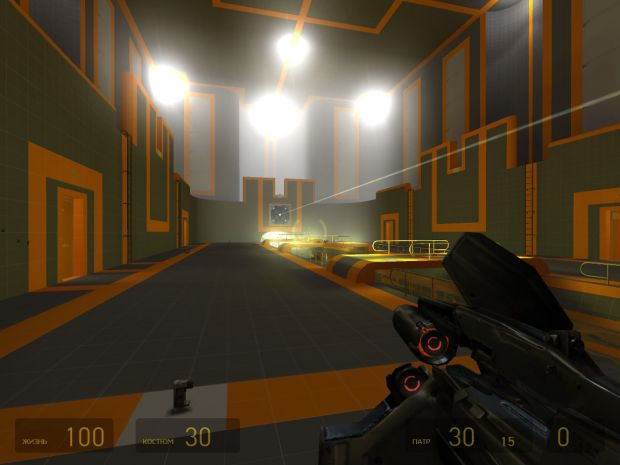 Dm_Psyhe (Map for half-Life 2 Deathmatch)